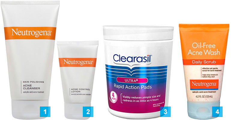 The best 11 Drugstore: 1-4