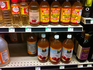 ACV in store