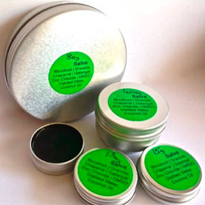 Bloodroot Drawing Balm