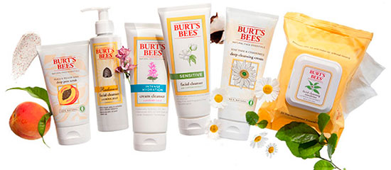 Burt's Bees Sensitive Facial Cleansers