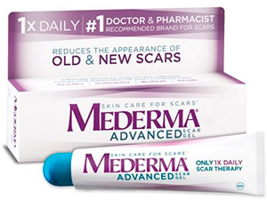 Mederma Advanced Scar Gel
