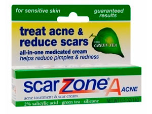 Scar Zone Scar Diminishing Cream