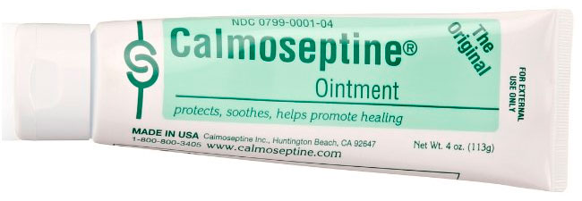 Calmoseptine Ointment