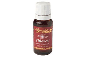 Young Living Thieves oil