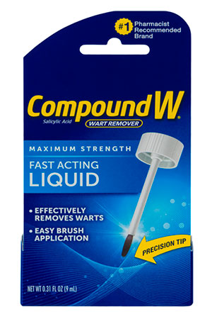 Liquid Compound W