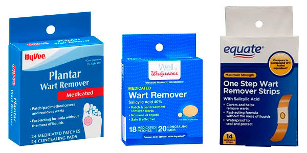 Pads removers other brands