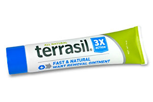 Terrasil ointment 3x action