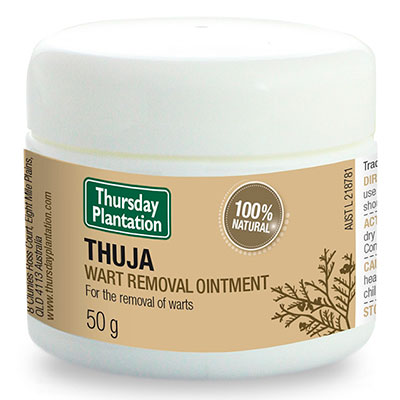 50g Thuja Wart Removal Ointment