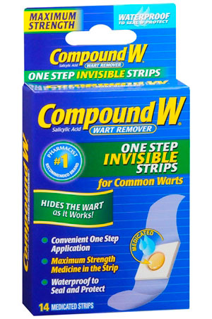 Compound W Wart Remover for Common Warts