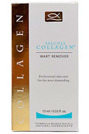 Salcoll Collagen Wart Remover