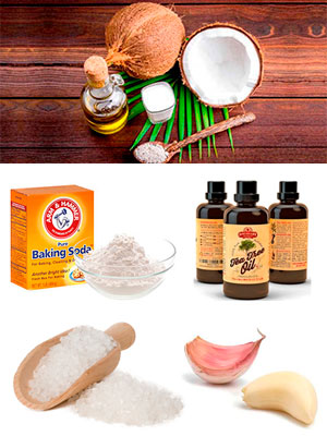 Home remedies products for water warts treatment