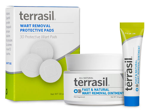 Terrasil 3 products