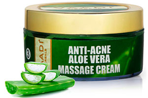 Anti-Acne Aloe Vera Massage Cream