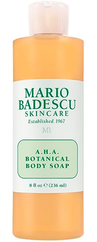 A.H.A. Botanical Body Soap by Mario Badescu