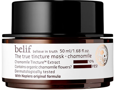 Tincture mask - chamomile by Belif