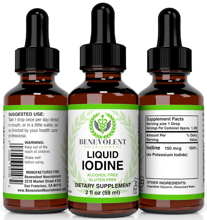 Liquid Iodine by Benevolent