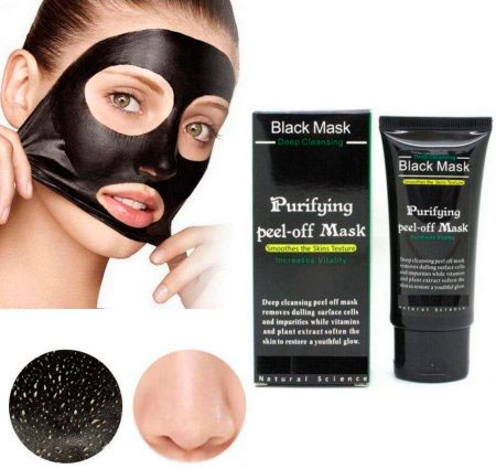 Purifying peel-off Black Mask