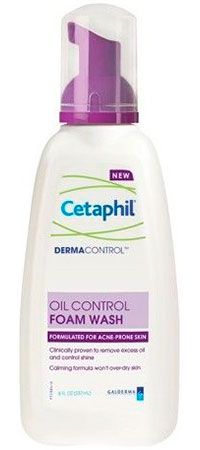 Oil Control Foam Wash by Cetaphil DermaControl