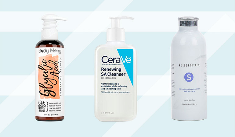 Acne Cleansers