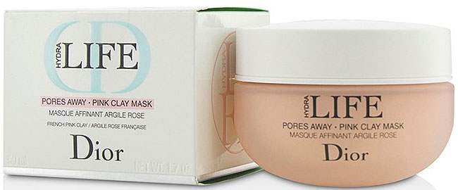 Pink Clay Mask by Dior