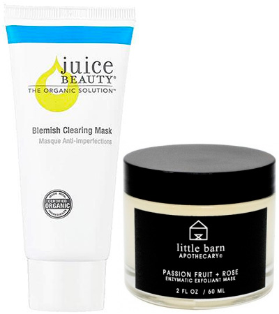 Acne face masks