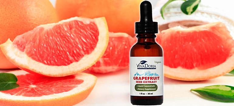 Grapefruit seed extract by VivaDoria