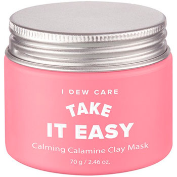 Calming Calamine Clay Mask by I Dew Care