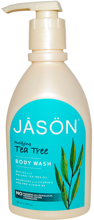 Purifying Tea Tree Body Wash by Jason