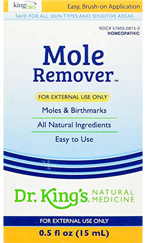 Mole Remover by King Bio