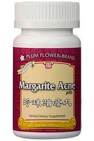 105 Margarite Acne Pills