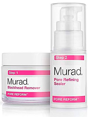 2-steps blackhead remover by Murad