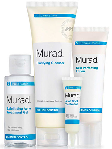 Murad Products Line