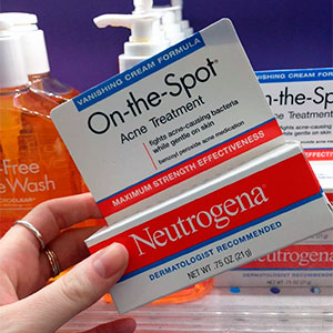 On-the-Spot Neutrogena Acne Treatment