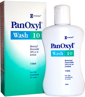 Benzoyl Peroxide Lotion by PanOxyl