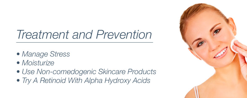 Acne Prevention and treatment