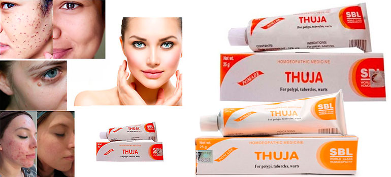 Thuja for moles by SBL