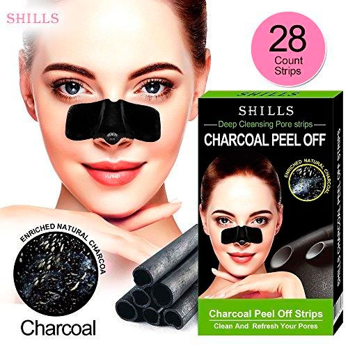 Charcoal Peel Off by Shills