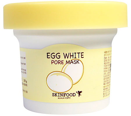 Egg White Pore Mask by Skinfood
