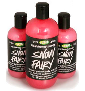 Shower gel for body by Snow Fairy