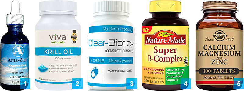 Top 5 of the Best Supplements to Use