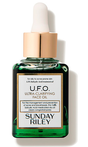 Ultra-clarifying face oil by U.F.O.