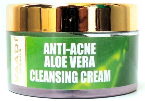 Anti-acne Aloe Vera Cleansing Cream by Vaadi
