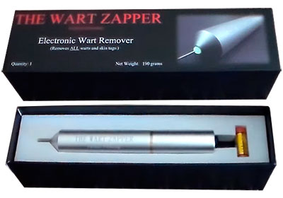 The Wart Zapper